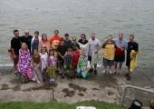 Baptism Aug 2009