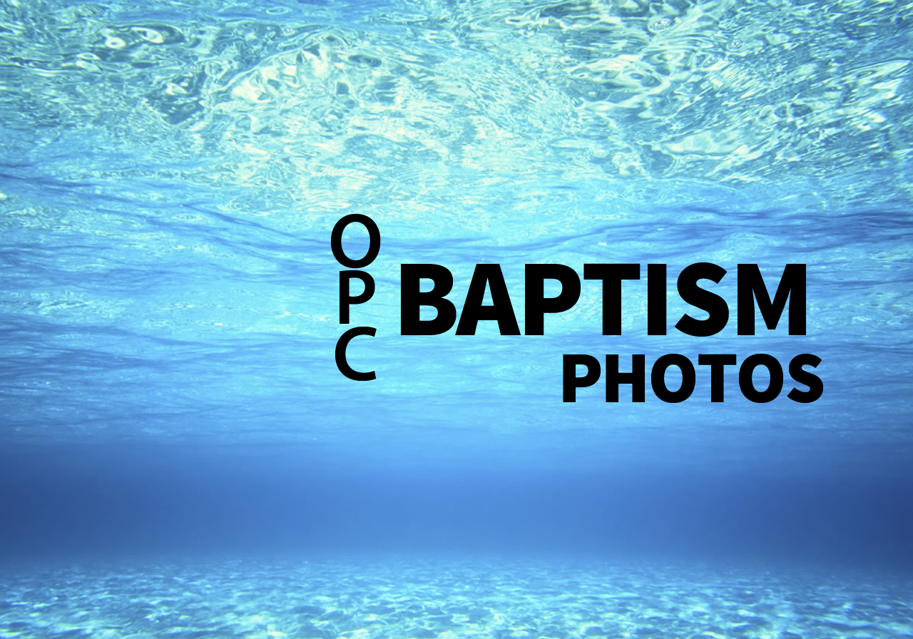 baptism photos