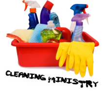 cleaning ministry