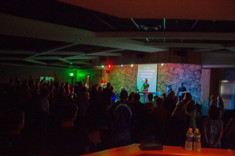 worship night 2013