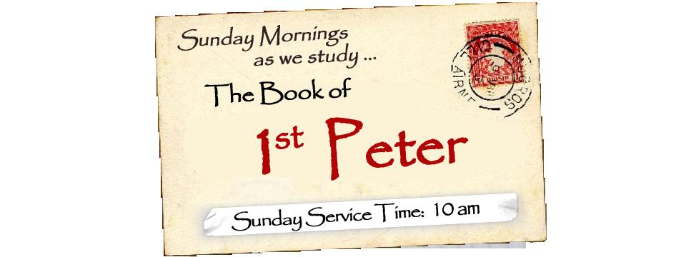 1st Peter Bible Study