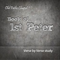 1st Peter Bible Series
